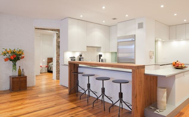 Well known Solutions to oversized kitchen islands - Salome Interiors KS55